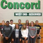 Nine Athletes Sign to Play College Athletics