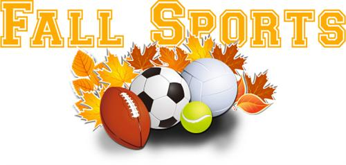 Fall 2018 Athletic Schedules