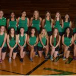 2018 Girls Cross Country Team Picture