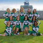 2018 Football Cheerleading Team Pictures