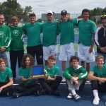 Concord Wins NLC Boys Tennis Championship for Third Straight Year; 5 Minutemen Named All Conference
