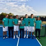 Concord Boys Tennis – 2018 Sectional & Regional Champions!