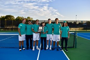 2018 Boys Tennis Sectional Championship