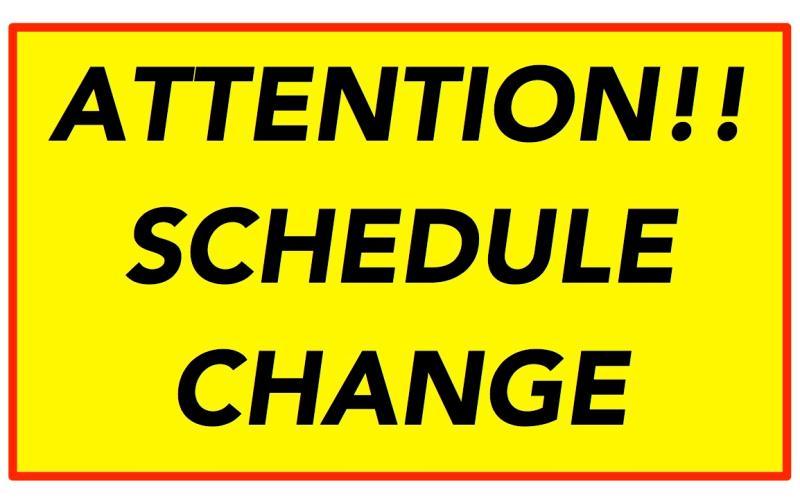 Boys Basketball Postponed – Tuesday, November 20