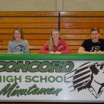 Kal Findley, Haley Miller, MaKayla Miller Sign Letters of Intent
