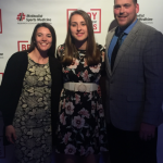 Alexa Porter Receives 2019 Thomas Brady Comeback Award