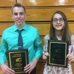 2018-2019 Athletic Department Award Winners