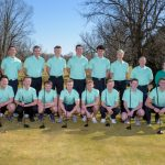 2019 Boys Golf Team Picture
