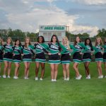 2019 Football Cheerleading Team Pictures