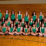 2019 Girls Cross Country Team Pictures