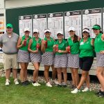 Girls Golf Sets Nine and Eighteen Hole School Records