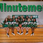 2019-20 Basketball Cheerleading Team Pictures