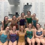 Concord Places 14th at 2020 Girls Swimming State Finals