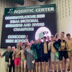 Boys Swimming 2020 Sectional and State Finals Results