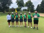 Concord Girls Golf – 2020 NLC Champions
