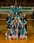 2020-21 Volleyball Team Pictures