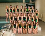 2020-21 Girls Swimming Team Pictures
