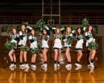 2020-21 Basketball Cheerleading Team Pictures