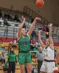 Girls Basketball Sectional - February 2, 2021 (Photos courtesy of Branden Beachy)