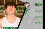 Gavin Smith Named IBCA Academic All State Honorable Mention