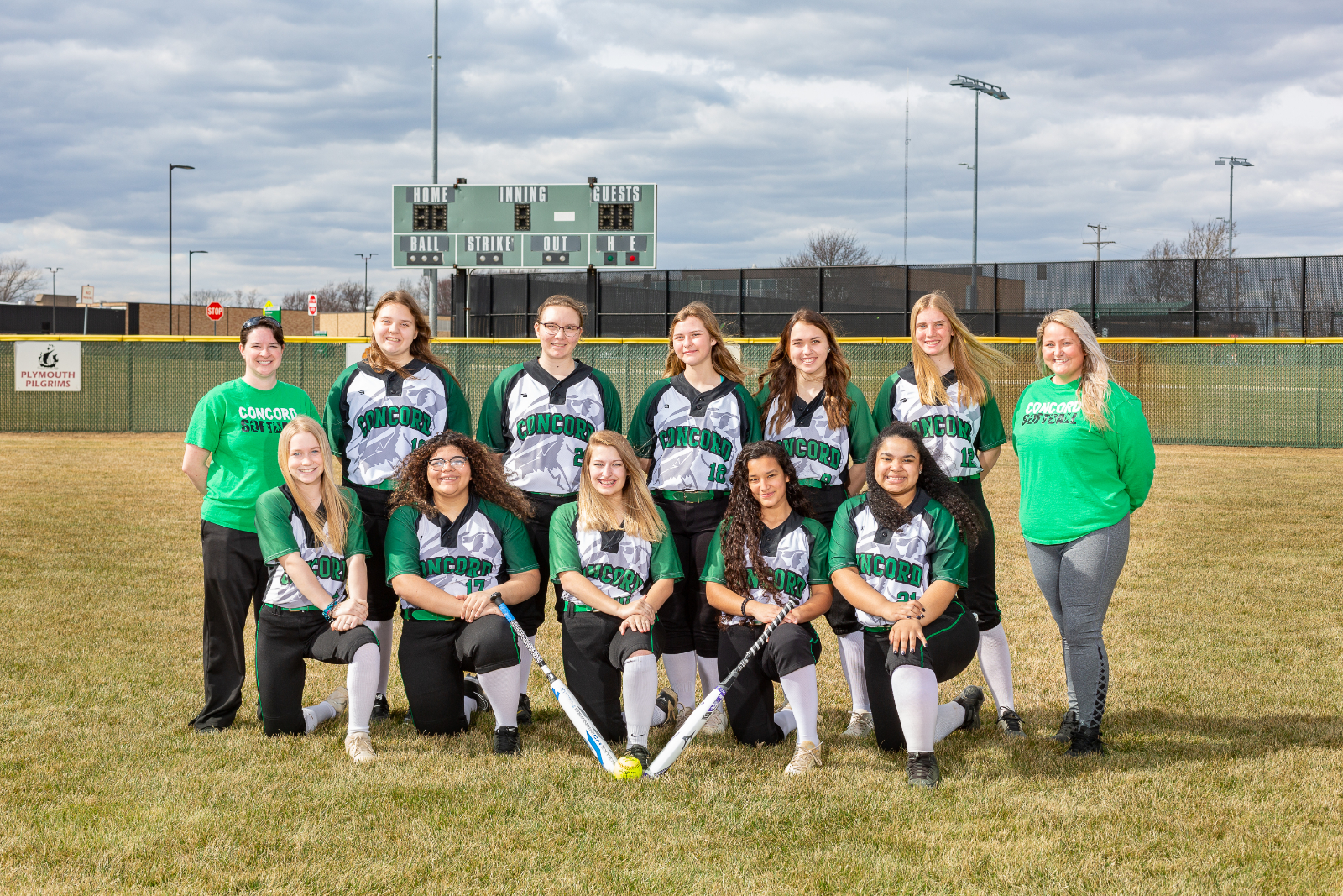 2020-21 Softball Team Pictures