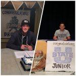 Congratulations Brock & Junior!!