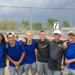 Boys Tennis Wins JV Region Tournament