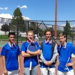 Tiger Tennis 7/7 at State Qualifying; Finish 2nd in Region