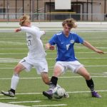 Orem High School Boys Varsity Soccer beat State Quarter Finals – Olympus High School 1-0