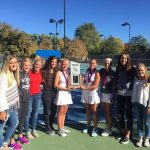 Girls Tennis takes 2nd at Region & State