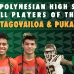 "Puka Nacua named co ""2018 Polynesian Player of the Year"""