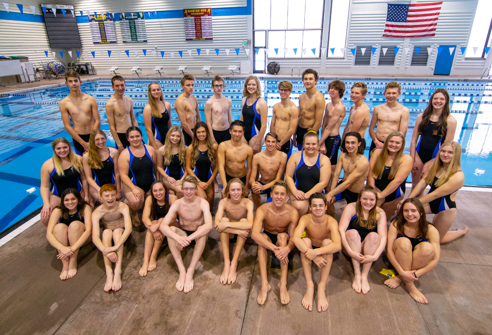 4A State Swim Meet Live Streaming