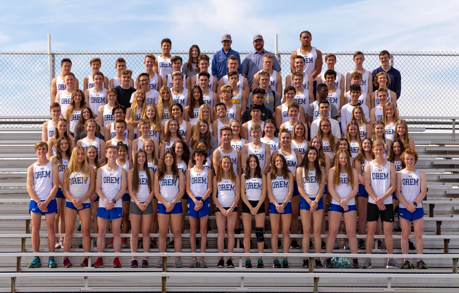 Track & Field at Region X Championships Today and Tomorrow!