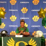 Noah Sewell Signs NLI with Oregon