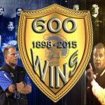 Findlay Trojan Football 600th Win