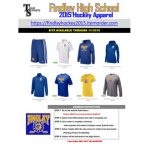 FHS 2015 Hockey Apparel