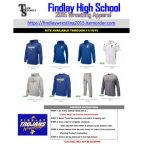 FHS 2015 Wrestling Apparel
