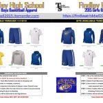 FHS 2015 Boy's and Girl's Basketball Apparel