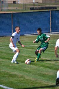 FHS Boy's Soccer, Fall 2015
