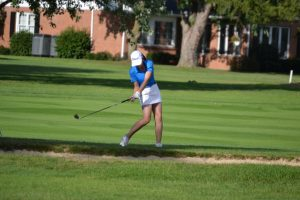 FHS Girl's Golf, Fall 2015