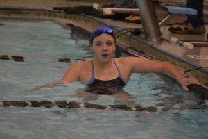 FHS Girl's Swim & Dive, Winter 2015-2016