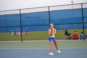 FHS Girl's Tennis, Fall 2015