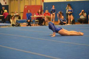 FHS Gymnastics, Winter 2015-2016