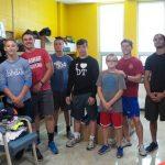 Athletes Giving Back