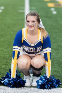 Fall Cheer Photos