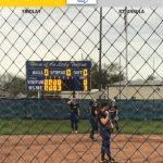 Lady Trojans Softball 5-1 winner over SUA