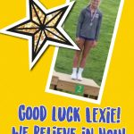 ‪Sending all our Trojan love to Lexie Layne as she competes at the state track tournament today #TrojanTrue ‬