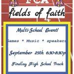 FCA Field of Faith