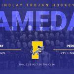 Trojan Hockey Season Opener Tonight!