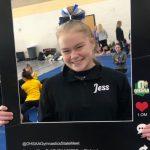 Congratulations Gymnast Jessica Lagerquist